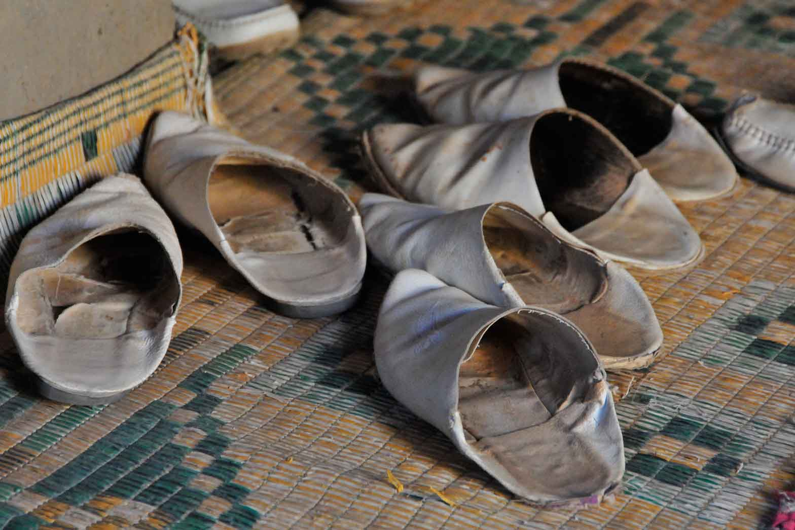 Marrakesh moccasins