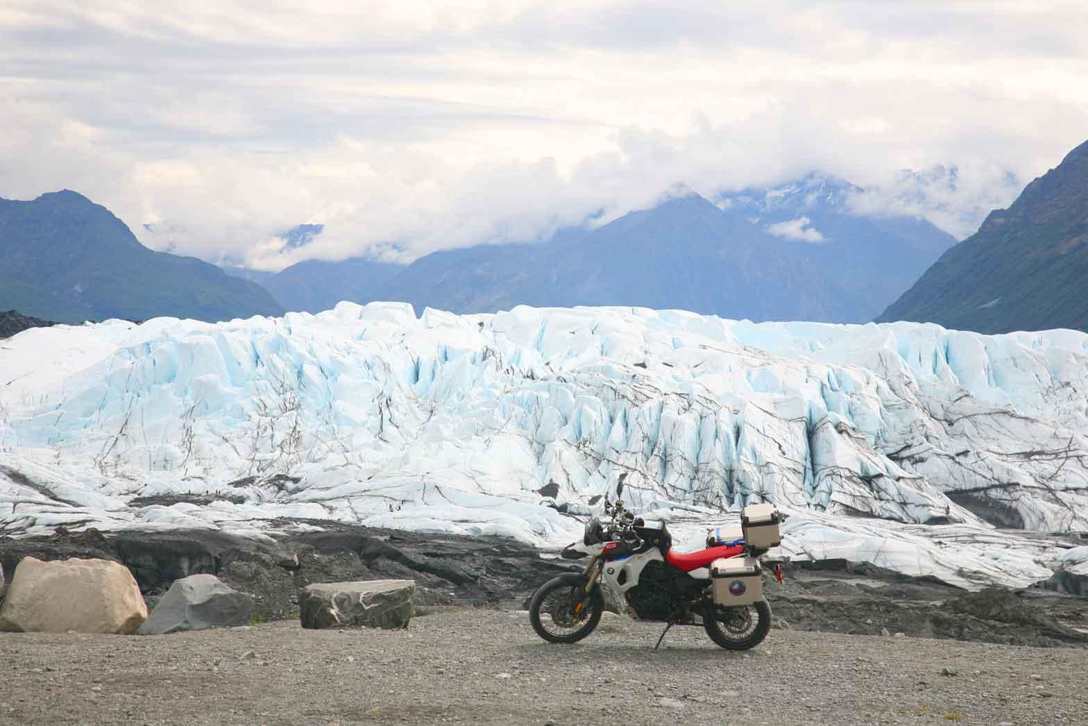 Matanushka Glacier, Alaska/Yukon Adventure