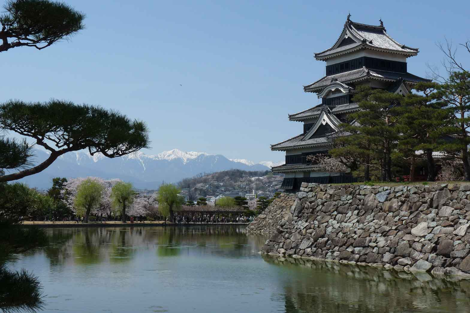 Matsumoto Crow Castle