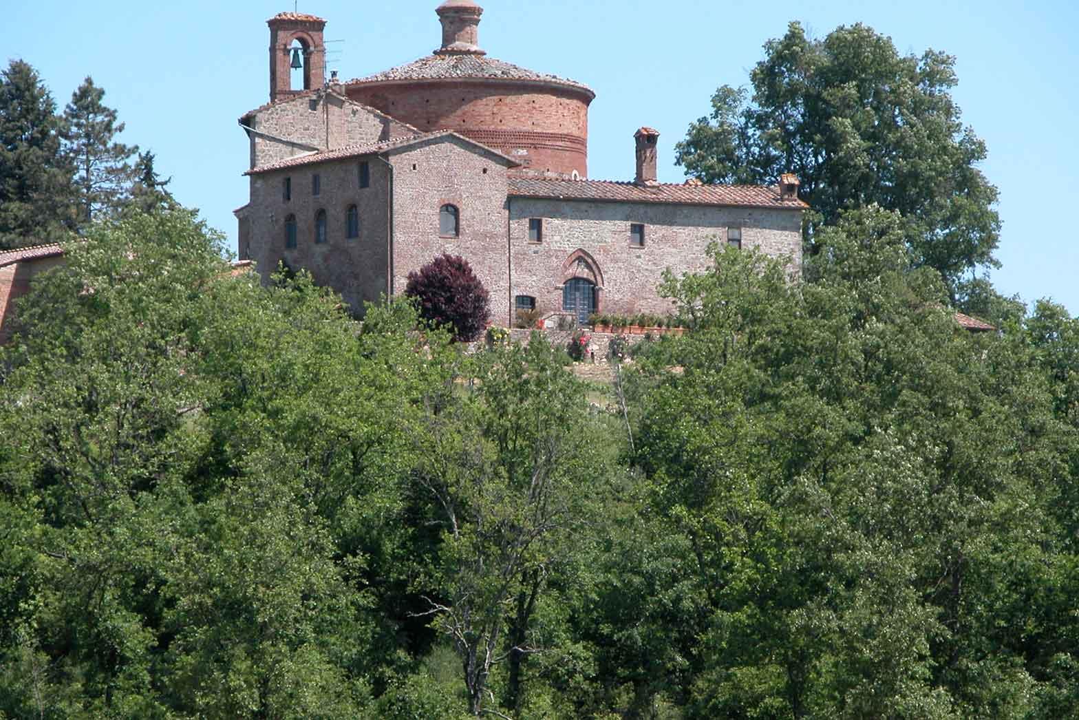 Italian Monastery