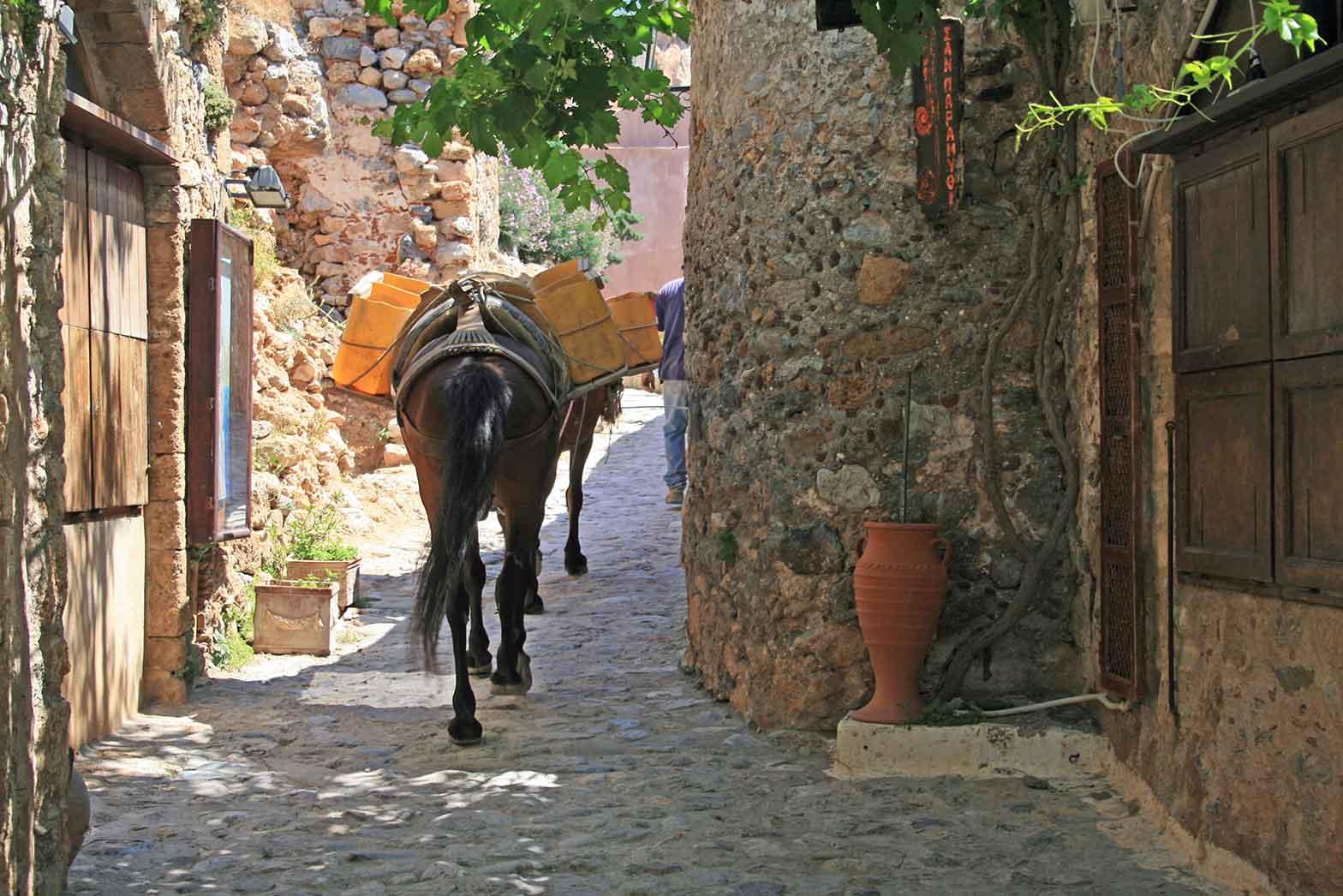 Monemvasia street