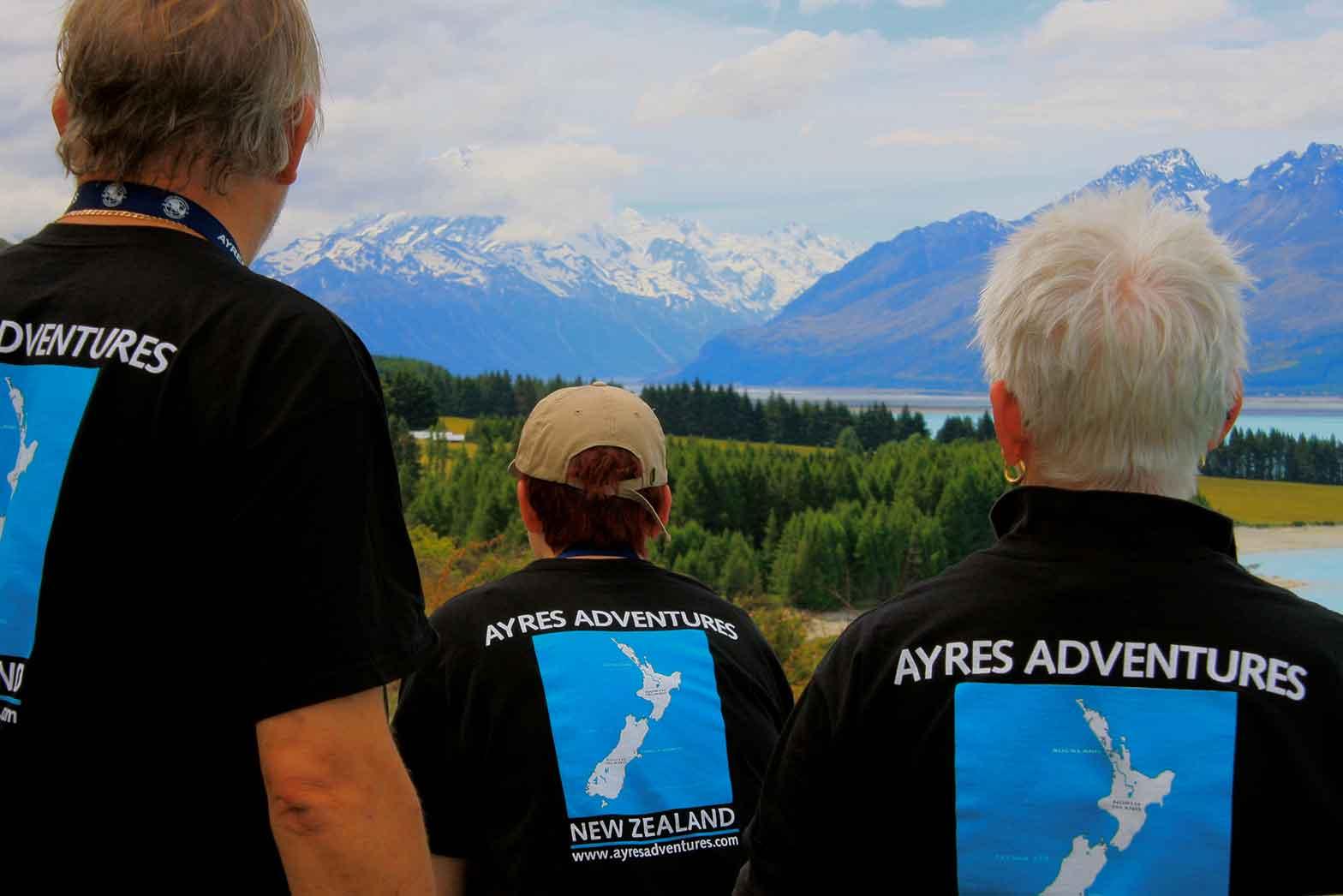 New Zealand tees