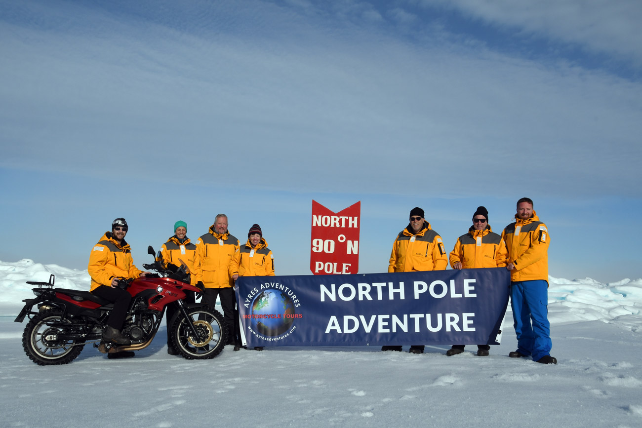 2017 North Pole Adventure Group