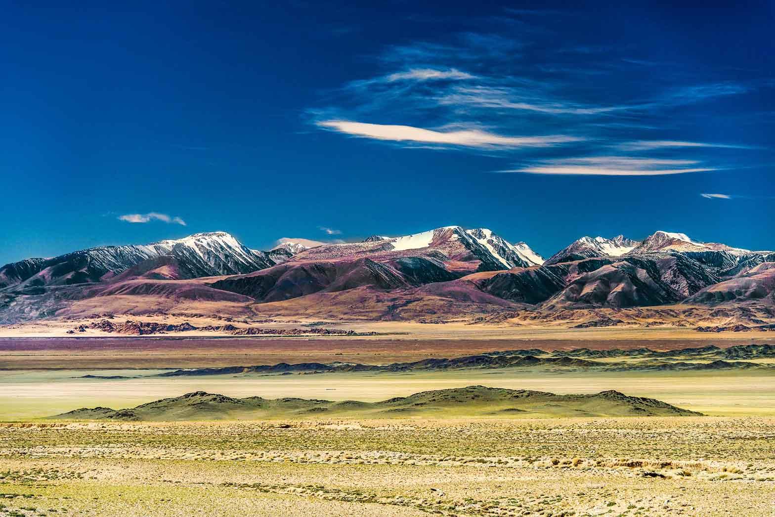 Northwestern Mongolia