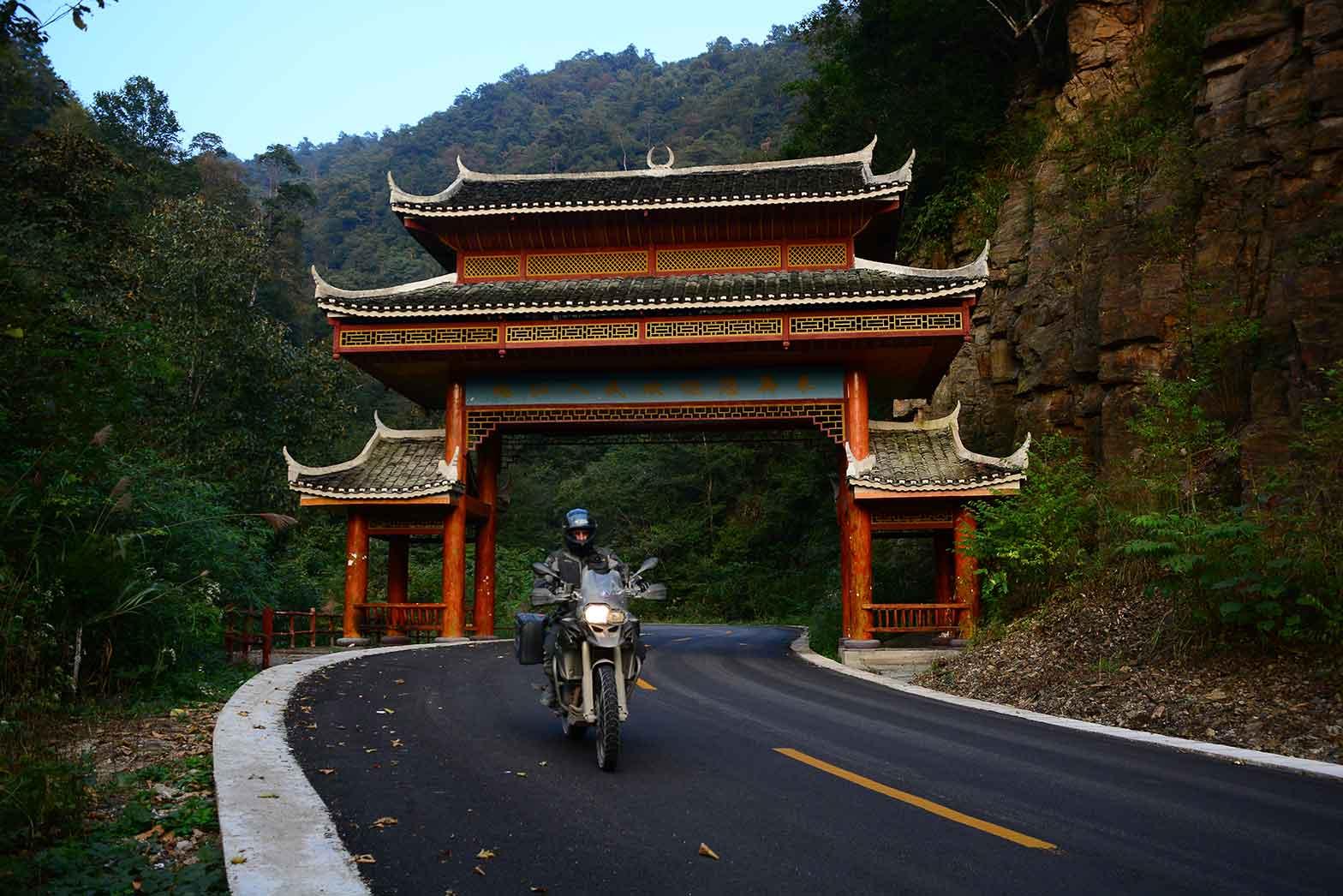 Pagoda in Yangshuo area