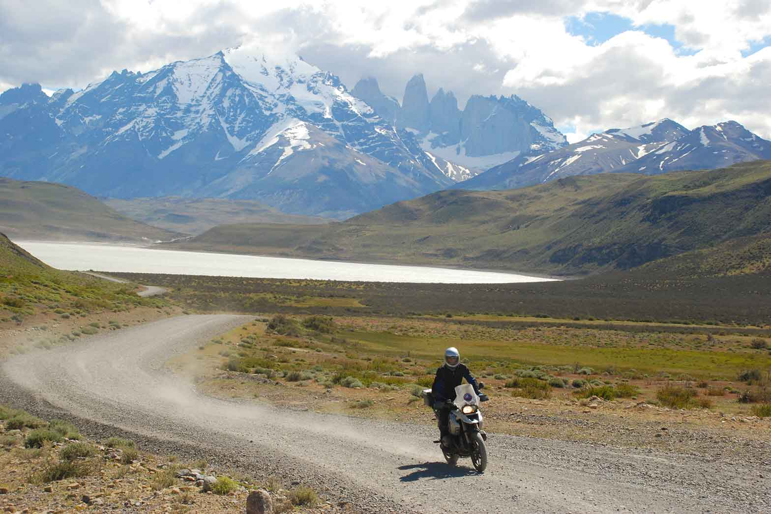 Patagonian scenery