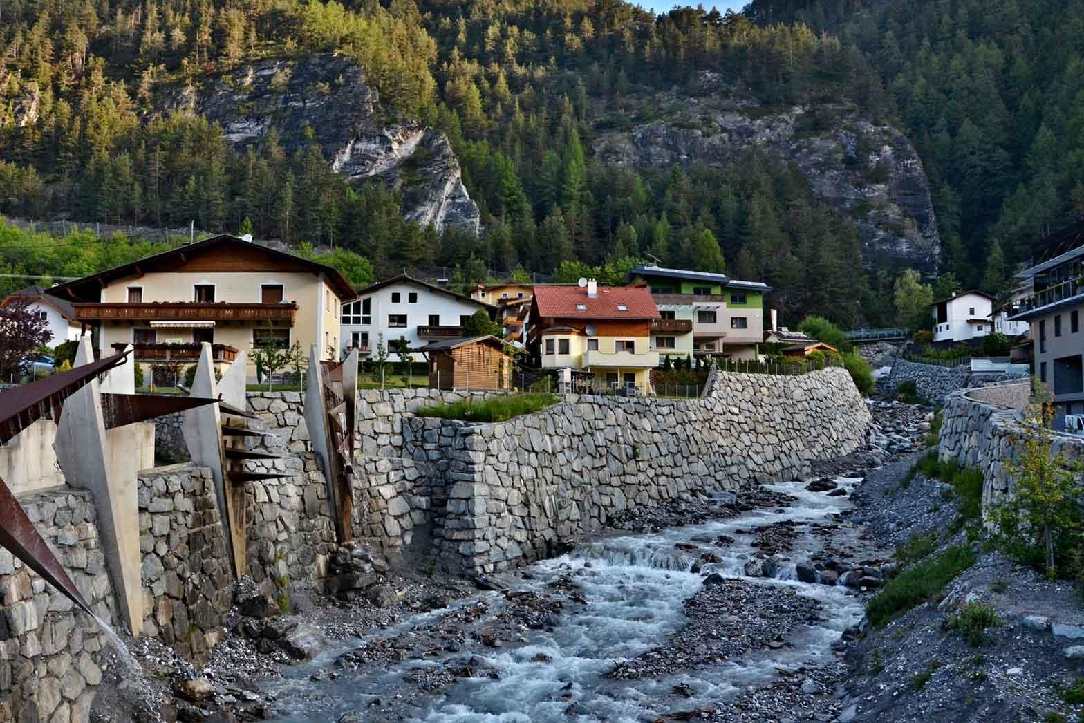 Pfunds, Austria