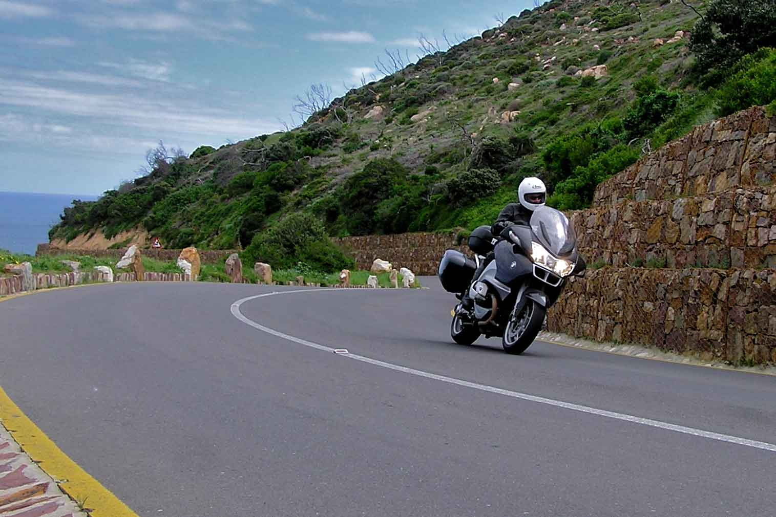 Riding the Cape Peninsula