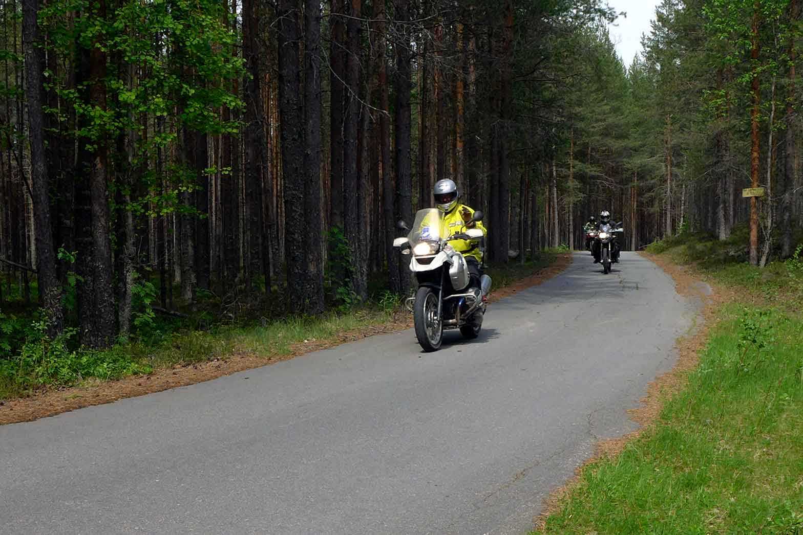 Riding the Republic of Karelia