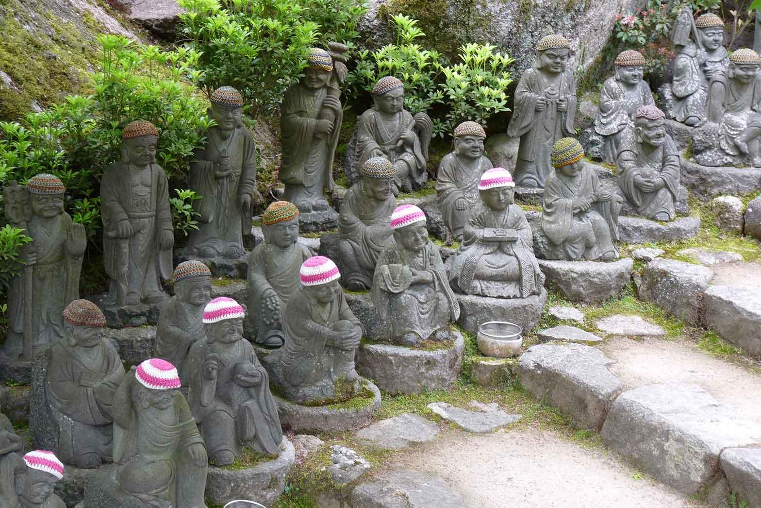 Small Buddhas, Myajima