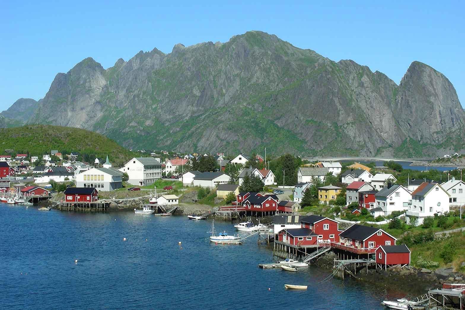 Solvaer, Norway