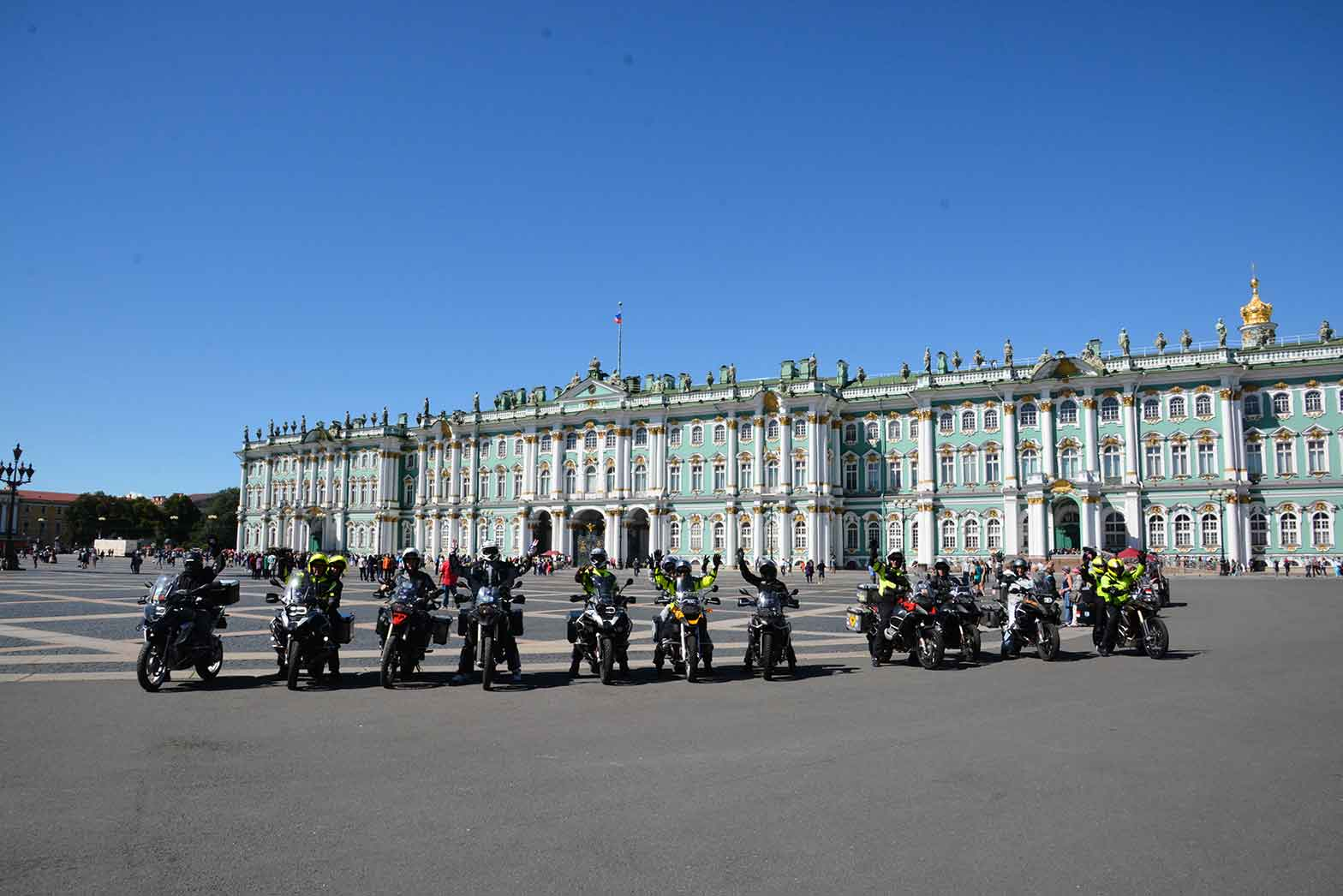 The State Hermitage Museum, St. Petersburg