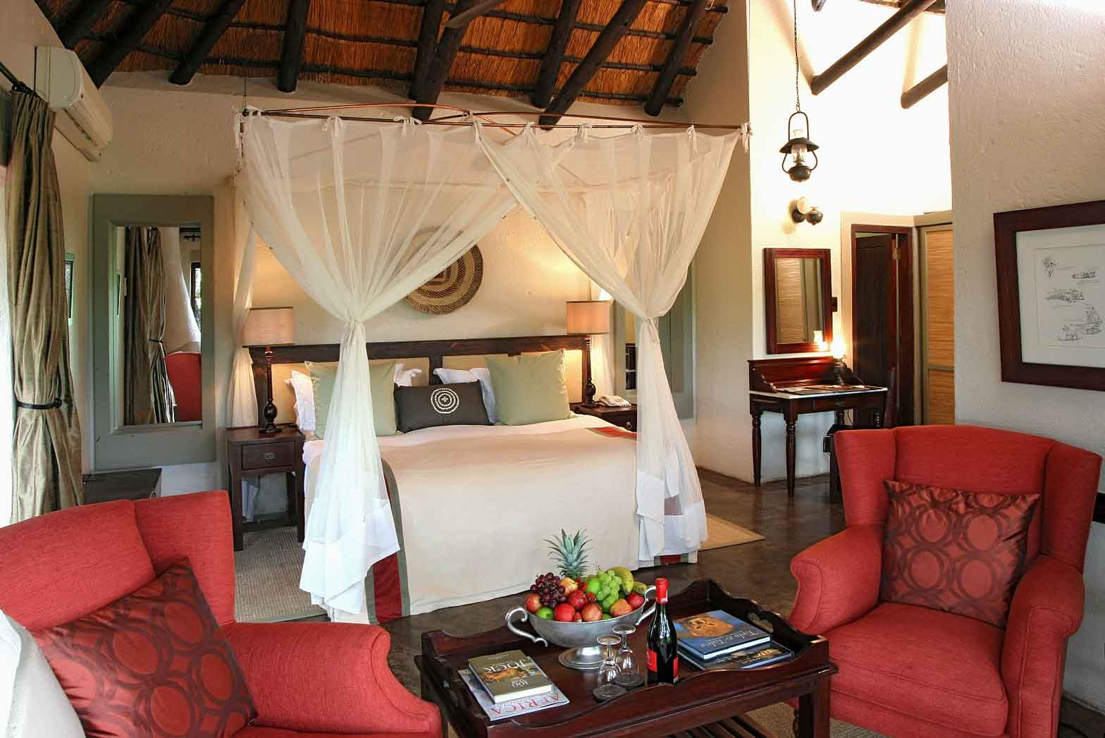 Standard Room - Jock Safari Lodge - inside Kruger National Park