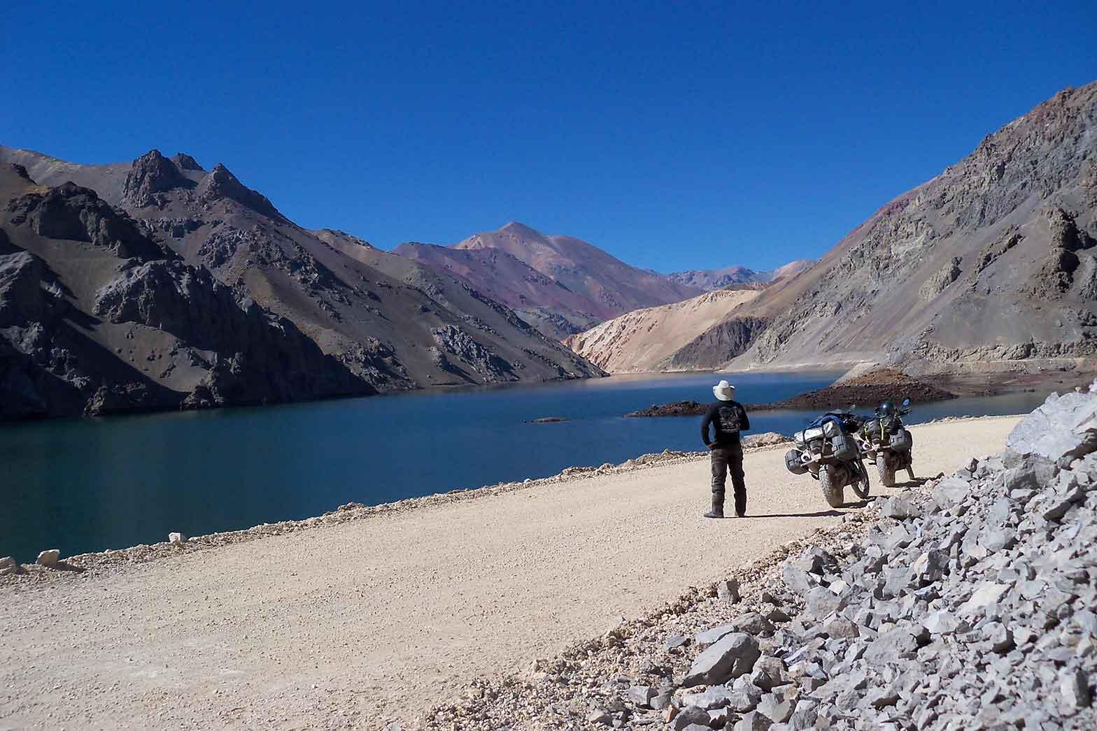 The Agua Negra Pass