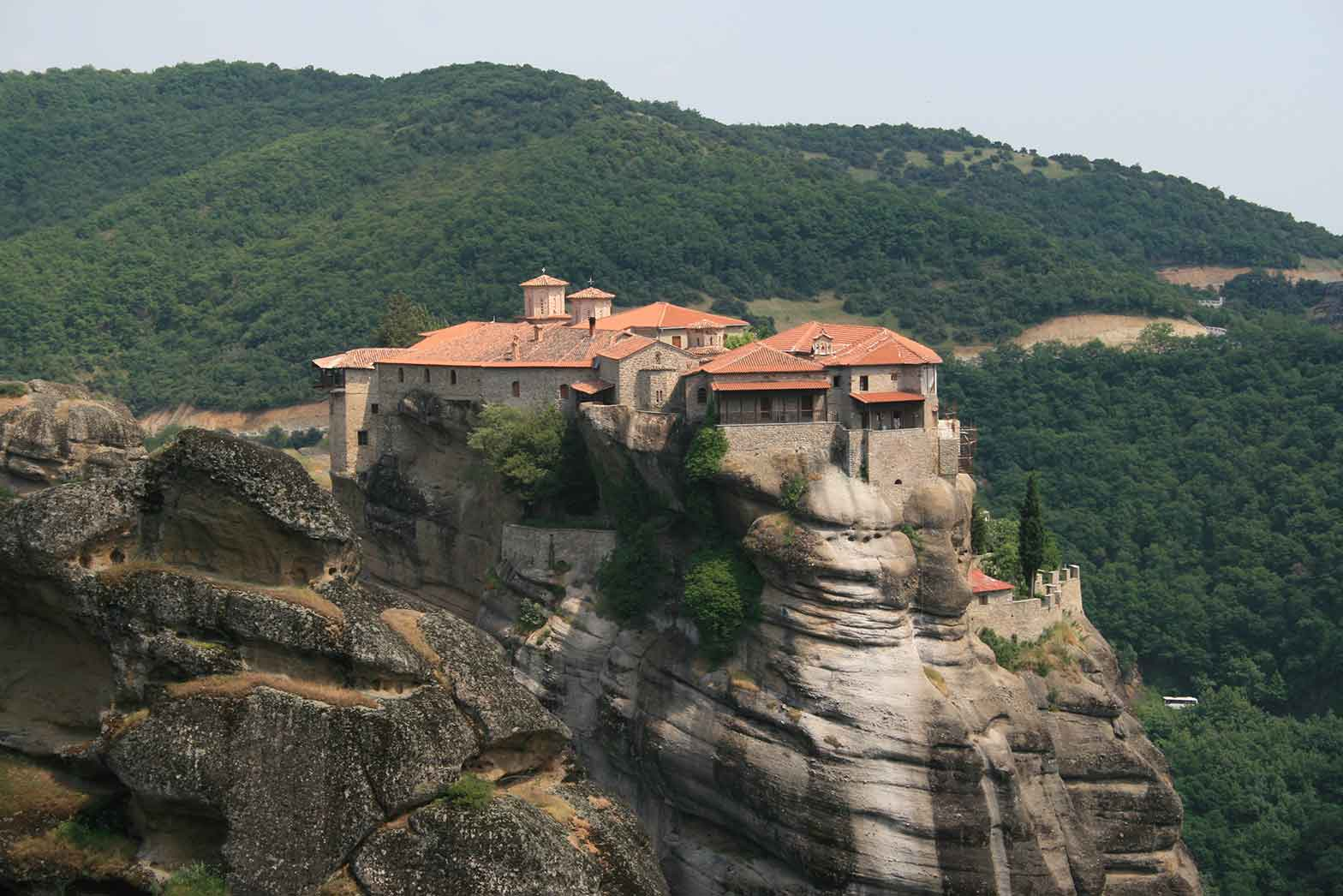 The Meteora Monasteries
