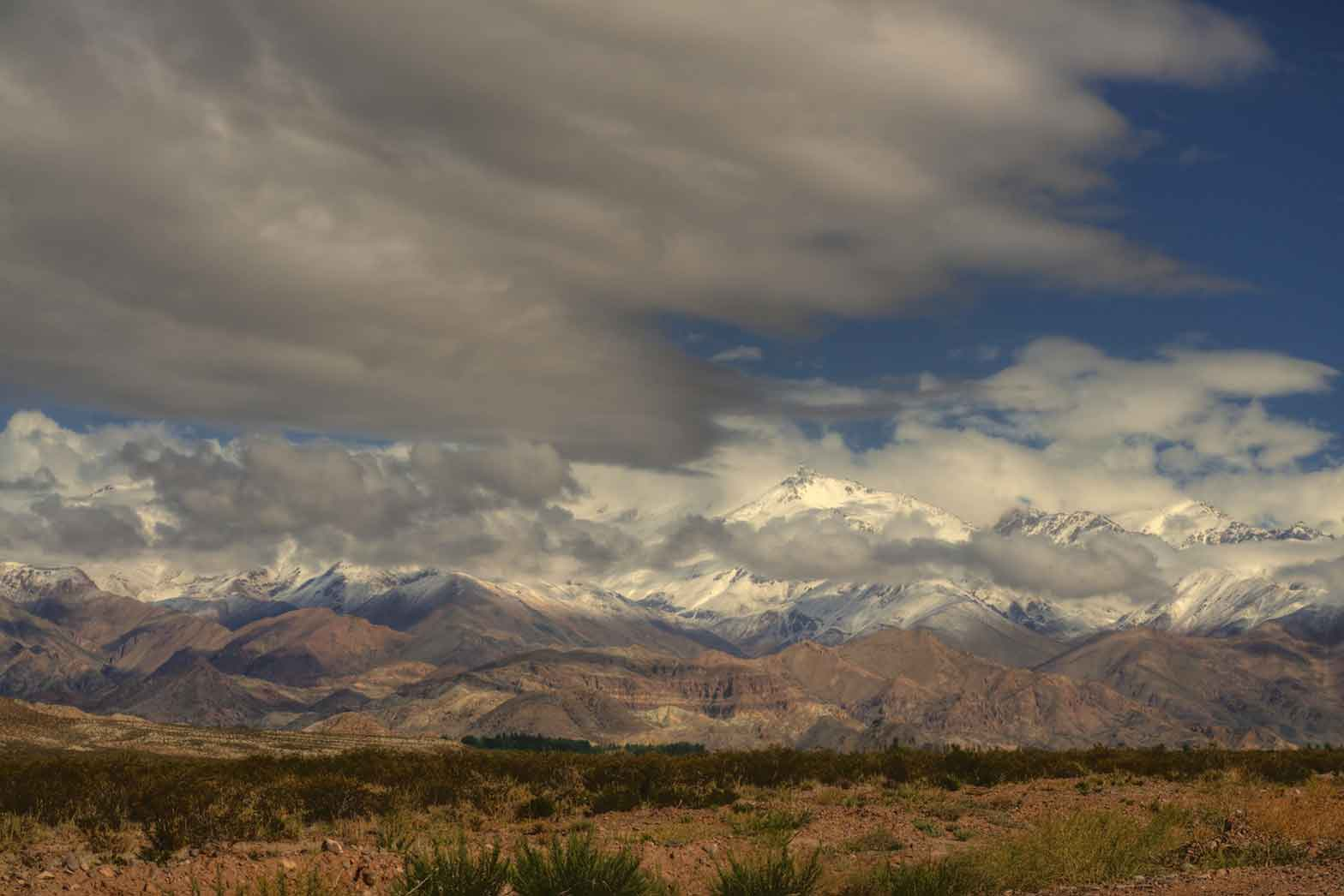 The Mysterious Andes