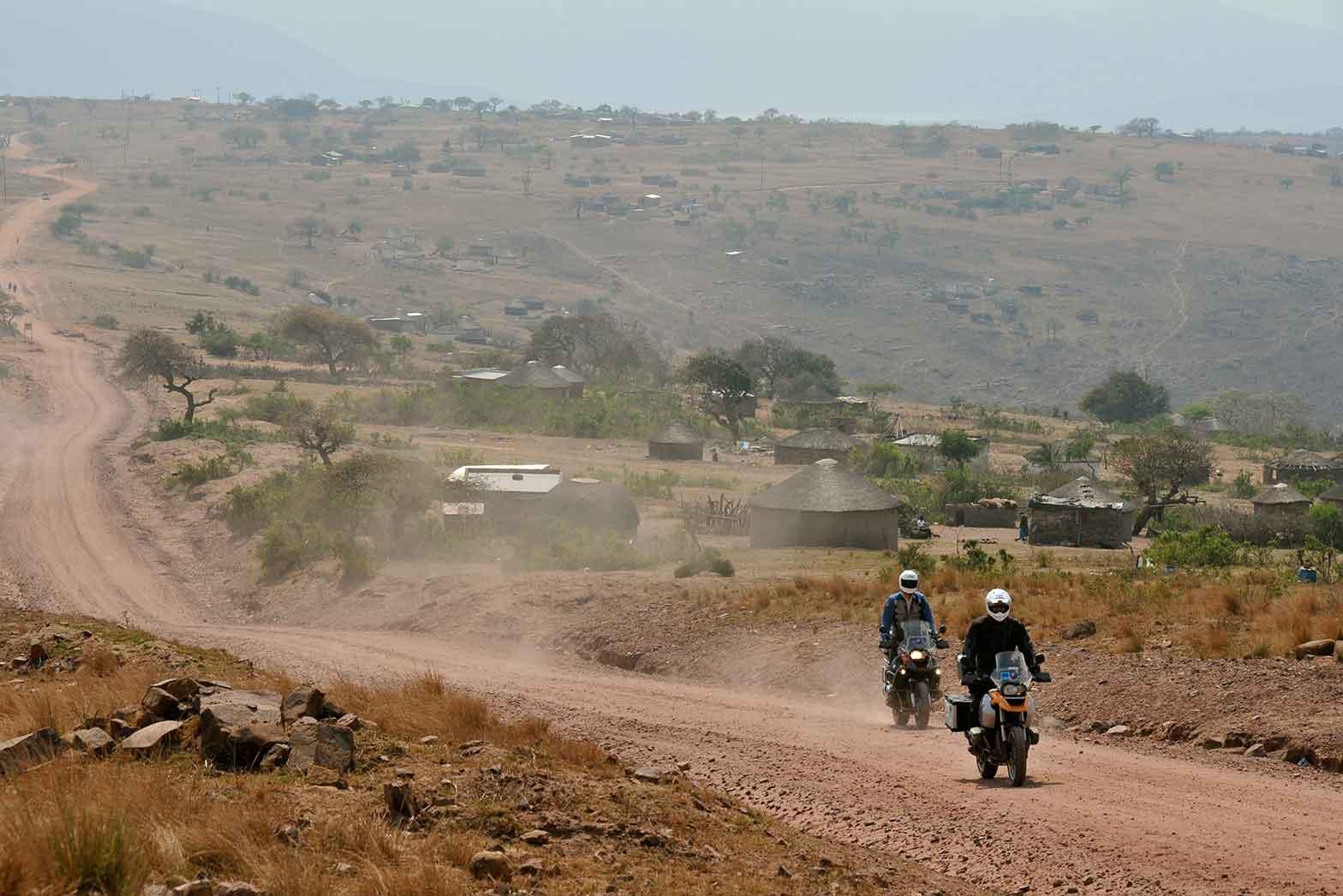Two Riders - Kwa Zulu Natal Province