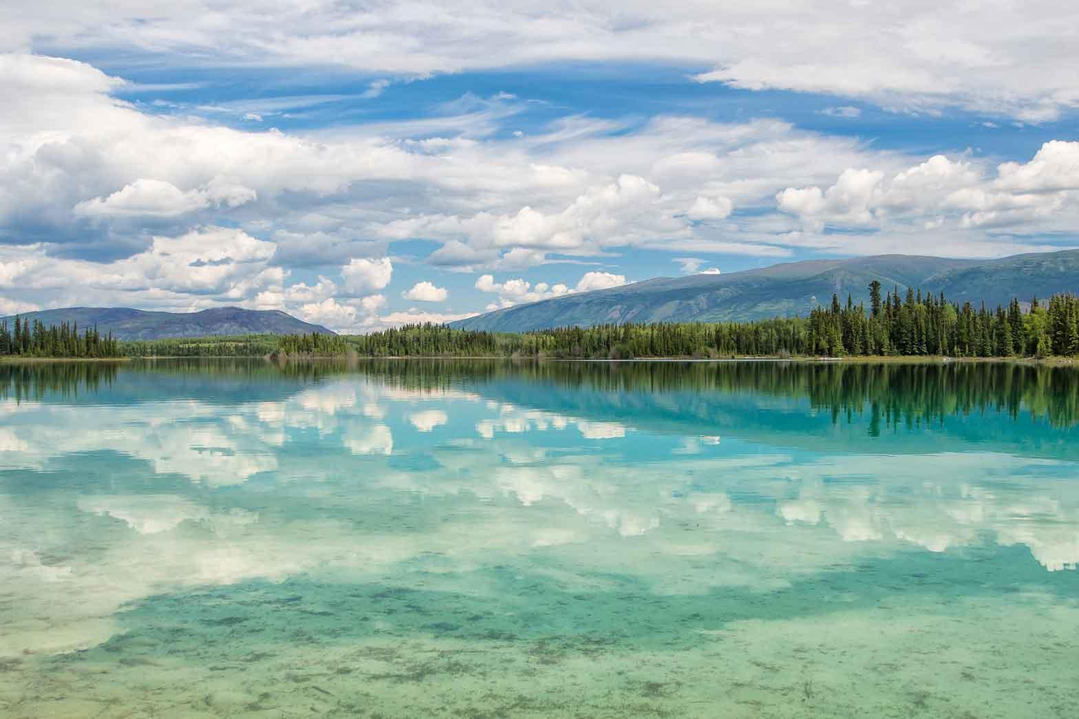 Near Dease lake - British Columbia, Canada