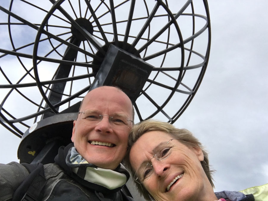 Birgit and Manfred, Testimonials, Ayres Adventures