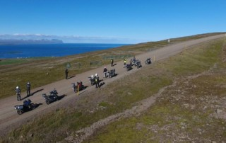 Motorcycle riding in Iceland, Ayres Adventures