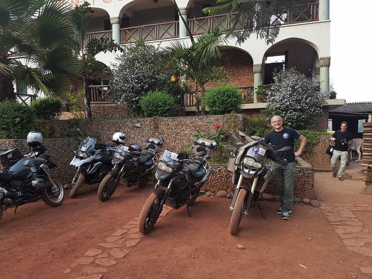 Heart of Africa, Day 5, Motorcycle Tour by Ayres Adventures