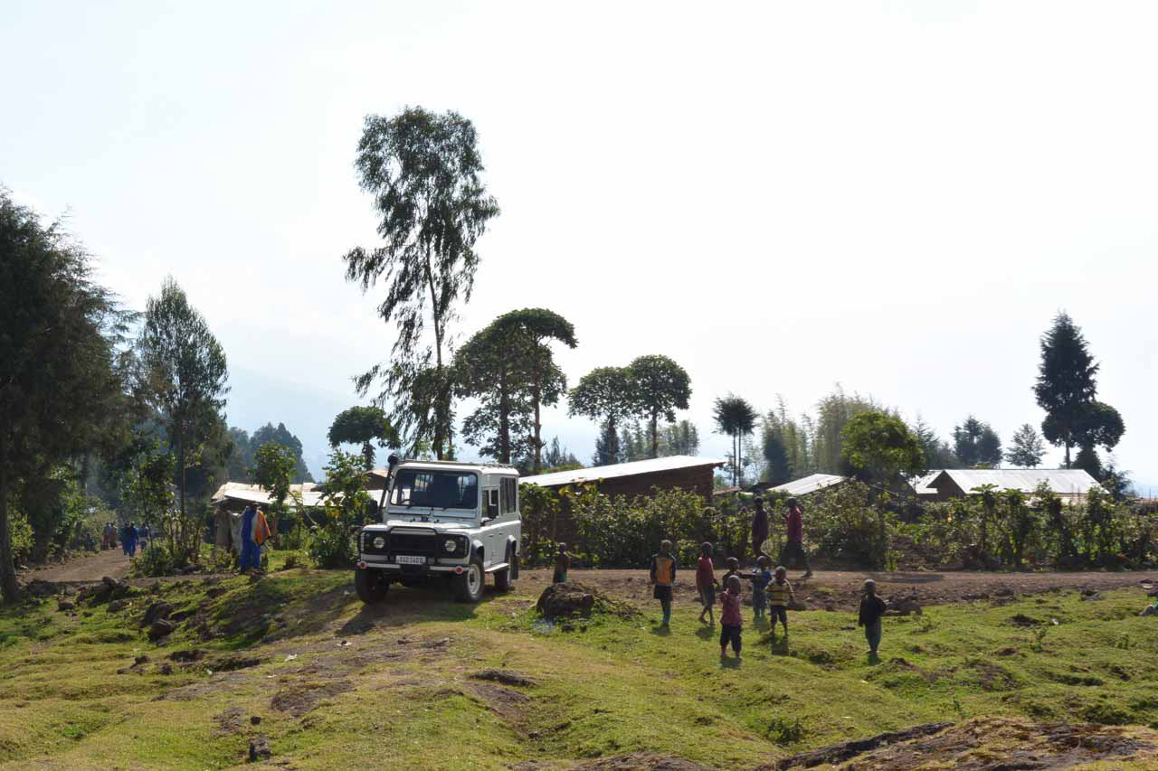 Heart of Africa, Day 6, Gorilla Safari, Motorcycle Tour by Ayres Adventures