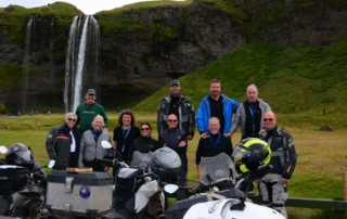 Iceland Motorcycle Tour, Ayres Adventures