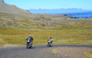 Iceland Motorcycle Riding, Ayres Adventures