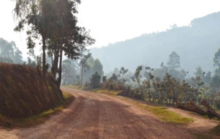 Morning in Uganda, Heart of Africa Motorcycle Tour Day 5, Ayres Adventures