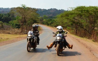 Heart of Africa Motorcycle Tour, Day 8 and 9, Ayres Adventures