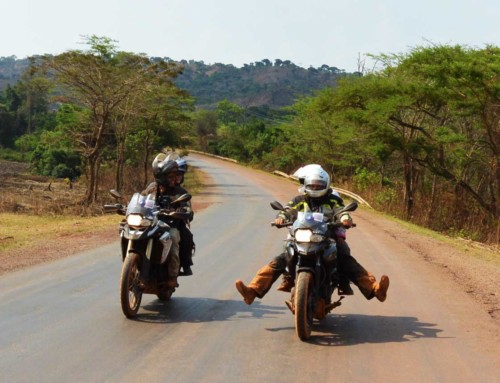 Days 8 and 9 – Heart of Africa Motorcycle Tour