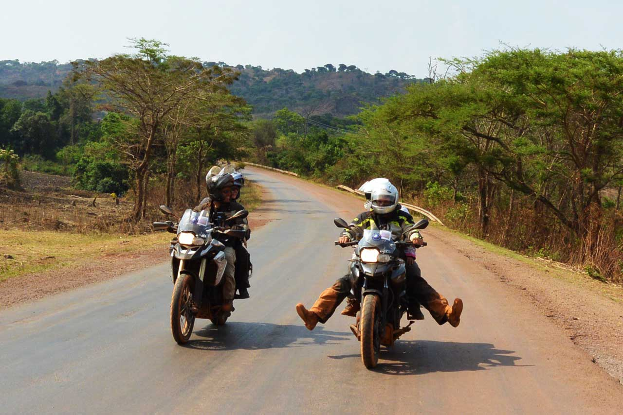 Heart of Africa, Day 8 and 9, On the road in Tanzania, Motorcycle Tour by Ayres Adventures