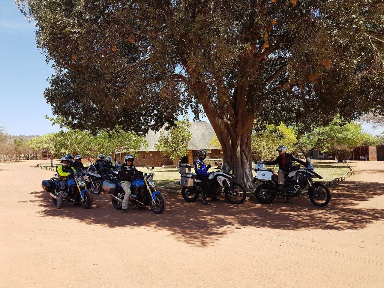 Days 3, 4 - Call of the Wild Motorcycle Tour