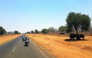 African Call of the Wild Motorcycle Tour 2016