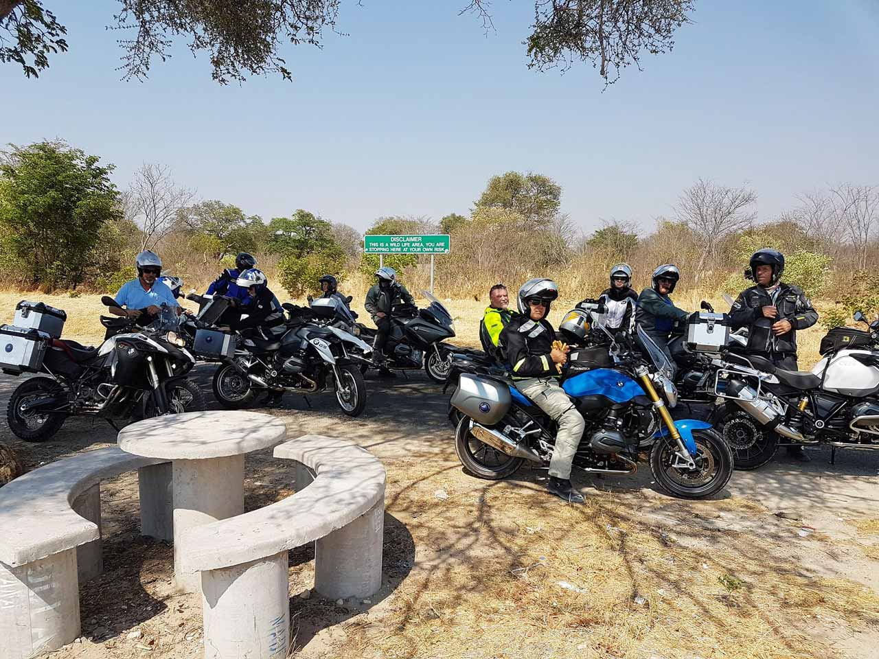 Day 6 - Call of the Wild Motorcycle Tour