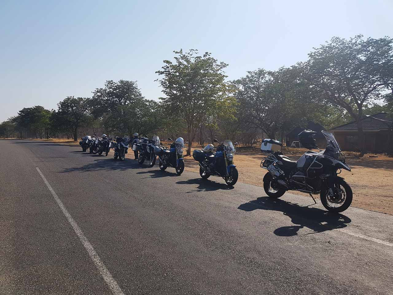 Day 8 - Call of the Wild Motorcycle Tour