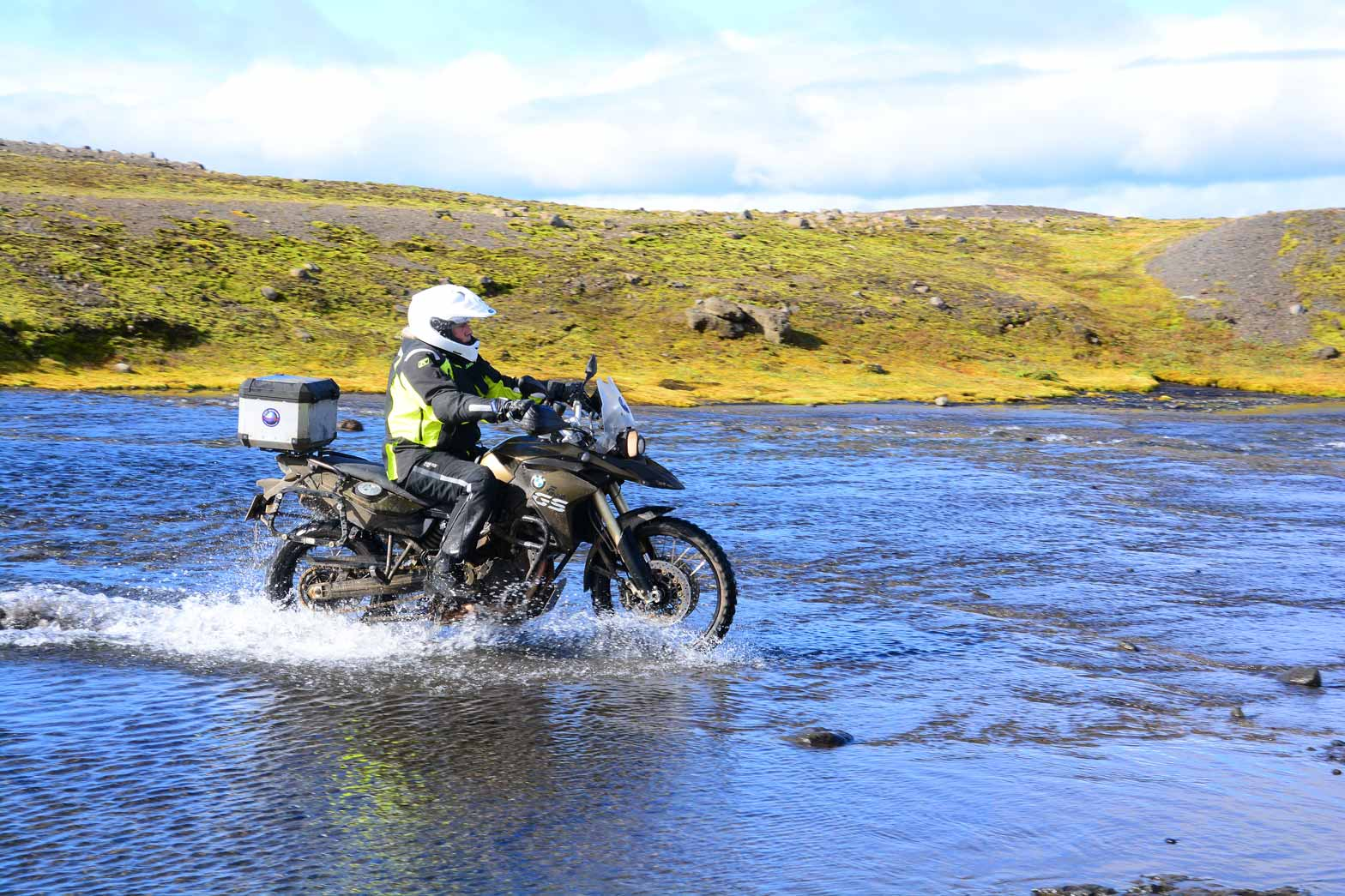 Motorcycle Adventure Tours Iceland