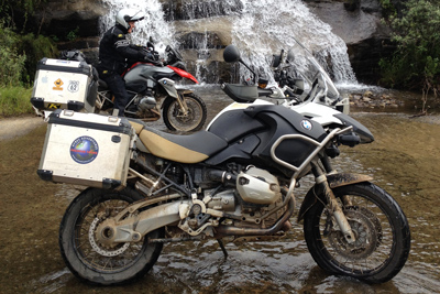 Africa Off Road Motorcycle Tour Day 11