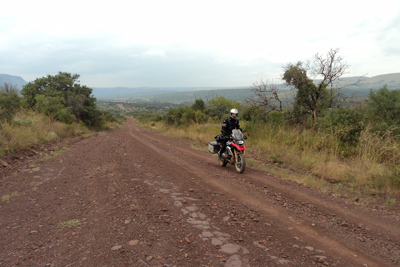 Africa Off Road Motorcycle Tour Day 3