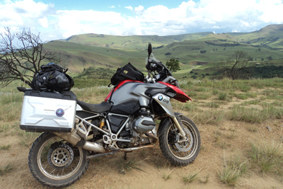Africa Off Road Motorcycle Tour Day 4