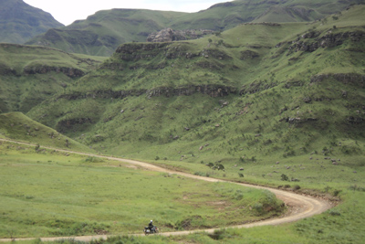 Africa Off Road Motorcycle Tour Day 6