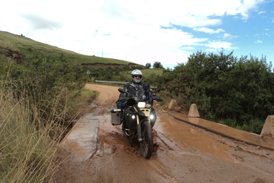 Africa Off Road Motorcycle Tour Day 7
