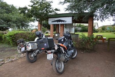 African Panorama Motorcycle Tour in Africa Day 7