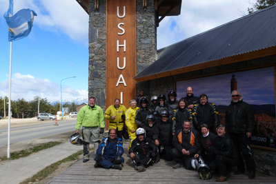 Antarctica Adventure, Motorcycle Tour in South America, Day 12