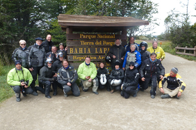 Antarctica Adventure, Motorcycle Tour in South America, Day 13