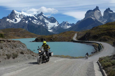 Antarctica Adventure, Motorcycle Tour in South America, Day 9