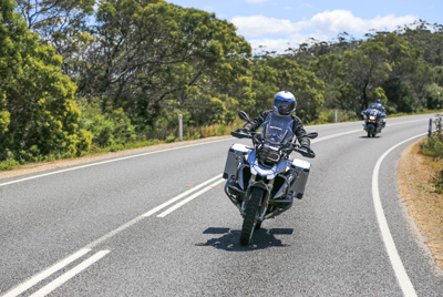 Australia and Tasmania - Adventure Down Under, Motorcycle Tour in Australia, Day 4
