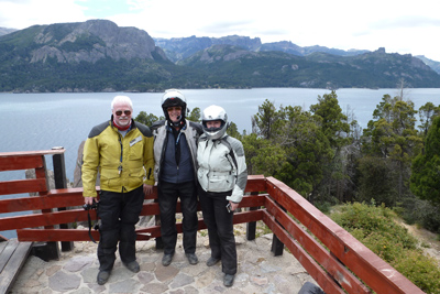 Bariloche to Ushuaia, Motorcycle Tour in South America, Day 4