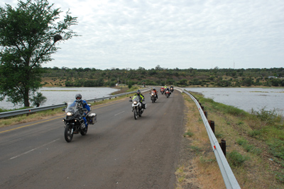 Call of the Wild Motorcycle Tour in Africa Day 8