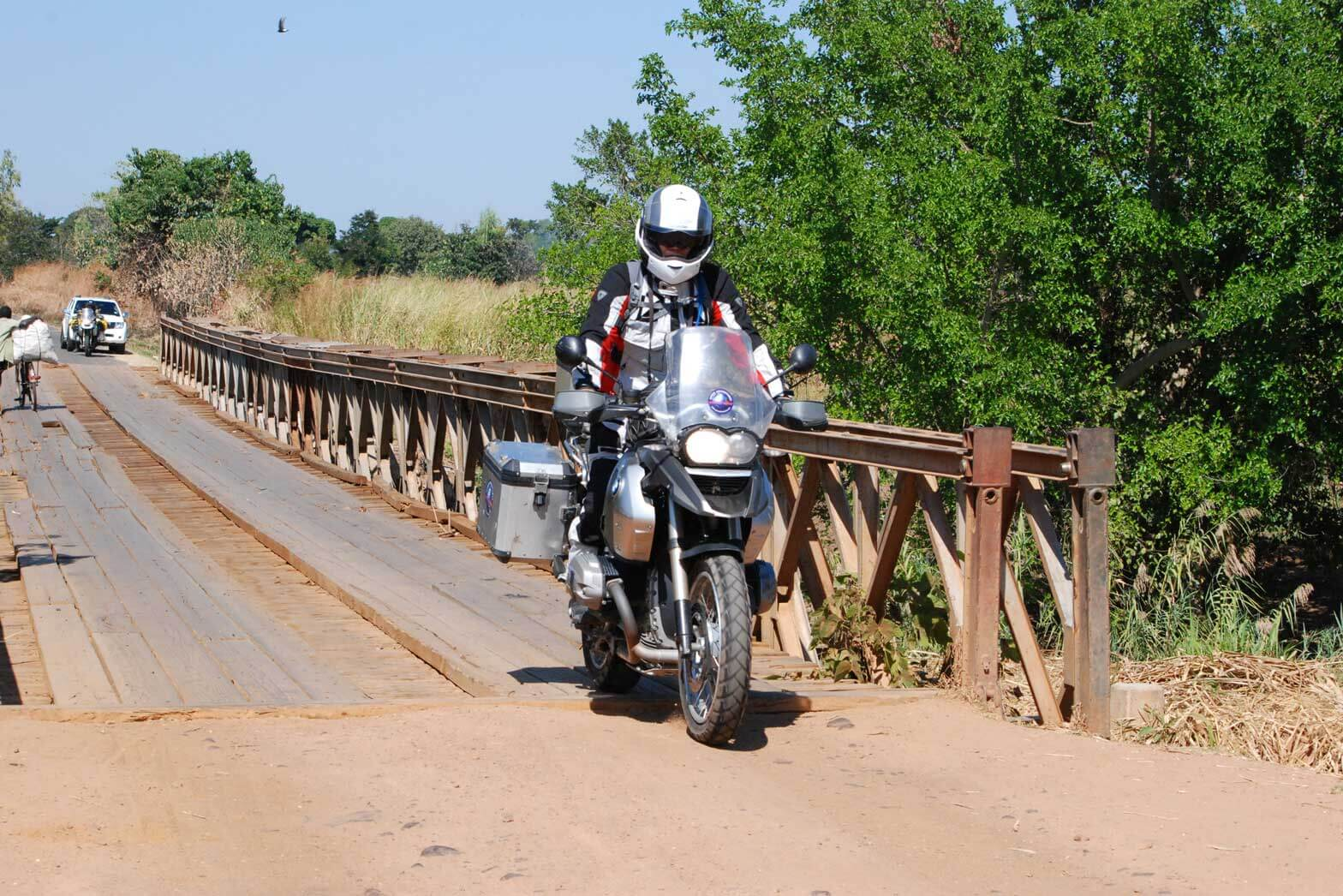Out of Africa Motorcycle Tour